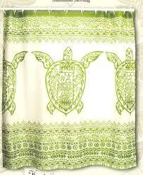 Hawaiian Curtain Fabric Buy Hawaiian Tropical Fabric Shower Curtain Sakura Flower In