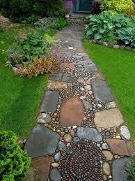 design on a dime idea box by mary rantala paths garden paths