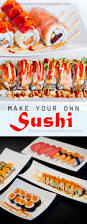 best 25 make sushi ideas on pinterest how to make sushi