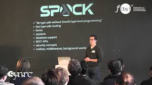 spock u2013 powerful elegant web applications using haskell by