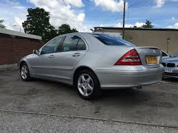 used 2004 mercedes benz c class c220 cdi avantgarde se for sale in