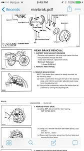 rear brake drums challenge to board toyota 4runner forum