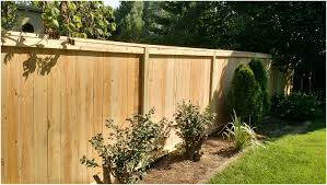 backyards awesome cedar picture frame fence prime company 125