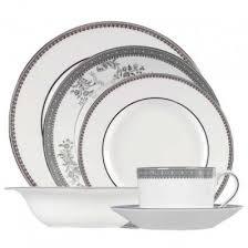 vera wang lace platinum 24 dinner set havens