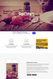 20 free restaurant html website templates