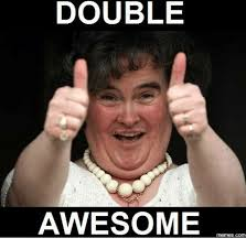 You Are Awesome Meme - double awesome memes com whos awesome meme on me me