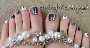 beautiful pedicure nail art designs u2013 it is a classic which will
