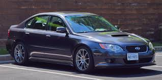 subaru liberty 2006 the legacy 2 5gt spec b was subaru u0027s grown up alternative to the sti