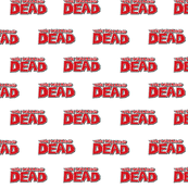 walking dead wrapping paper walking dead logo wallpaper lanrete58 spoonflower