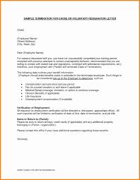 Basic Business Letter Template 8 Employee Release Letter Sample Mail Clerked