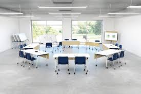Classroom Desk Set Up Education Classroom