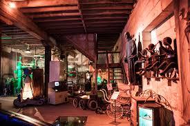 steampunk house interior steampunk hq oamaru new zealand