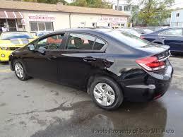 2014 used honda civic sedan storm damage at saw mill auto serving
