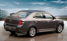 New Chevrolet El Camino Gm Unveils New Chevrolet Cobalt Sedan Concept At Buenos Aires Page 4