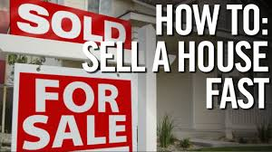 how to sell a house fast for sale by owner vs real estate agent