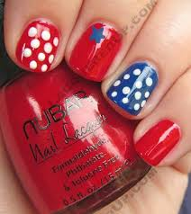 my 4th of july manicure a nail art extravaganza all lacquered