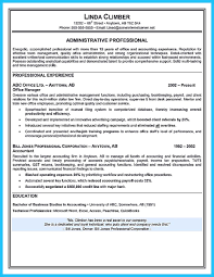 Operations Assistant Resume Best Administrative Assistant Resume Sample To Get Job Soon