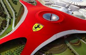 ferrari world dhow cruise uae