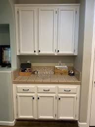 best chalk paint for kitchen cupboards how to refinish your kitchen cabinets brushed by