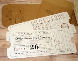 Movie Ticket Wedding Invitations Ticket Travel Theater Ticket Theatre Ticket Train Ticket Die