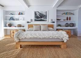 lit chambre lit futon et lit plateforme pour chambre adulte contemporaine
