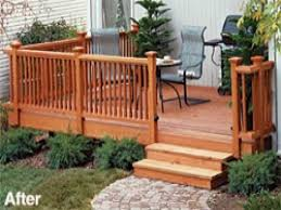 Beautiful Decks And Patios by Patio Deck Railing Designs Home Furniture Design Radnor Decoration