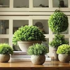 Artificial Plant Decoration Home Wholesale Making Artificial Anthurium Flowering Bonsai For Home