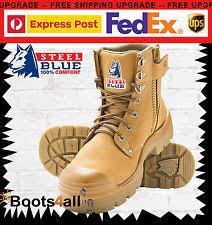 steel blue womens boots nz steel blue boots for ebay