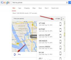 how to track my android phone lost or misplaced your phone just it track