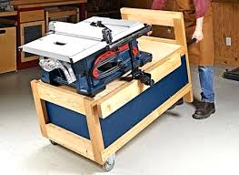 diy table saw stand table saw stand plans storage underneath futuristic diy and