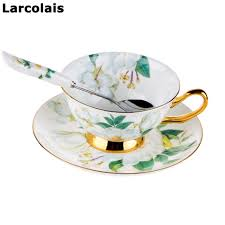 aliexpress com buy ceramic coffee tea cup set creative mug bone