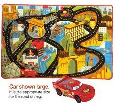 children u0027s rug kids city town road map village car play mat wide