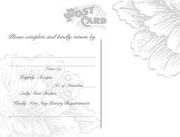 free wedding rsvp template free wedding rsvp postcard template fresh omg my diy wedding free
