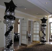 balloon arrangements chicago altitude balloon decor themed party decorations naperville