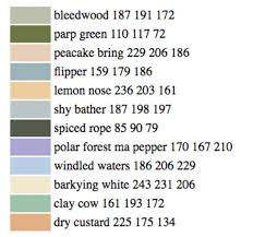 Opaque Couche Ai Paint Color Names Improving Sort Of Boing Boing