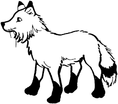 great fox coloring pages top coloring ideas 1331 unknown