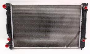 audi radiator radiator 98 05 vw passat 97 02 audi a4 b5 1 8t automatic