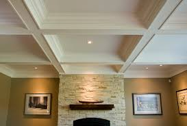 coffer ceilings beautiful design coffered ceilings ideas featuring white color