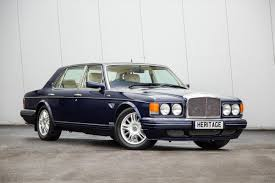bentley brooklands 1998 bentley brooklands turbo saloon r 4dr peter vardy heritage