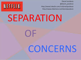 slideshare api netflix api separation of concerns