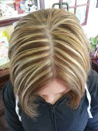 hair styles foil colours heavy foil thinly sliced high lights and low lights hairstyles