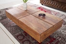 touret bois deco table basse horloge table basse design ronde tronco meubles