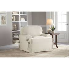 Slipcovered Arm Chair Chair Slipcovers You U0027ll Love Wayfair