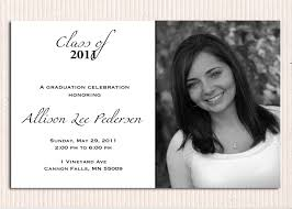 graduation announcements fabulous simple graduation announcements with simple graduation