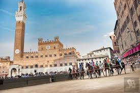 Palio Di Siena Flags The Palio Of Siena The Best Pictures Of The Sienese Event