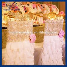 tutu chair covers ch019a hot sale fancy wedding ruffled cheap tutu tulle chair