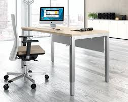 Computer Desk Height by Comfort Knows No Limits U2013 Height Adjustable Desk Designs