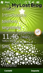 download themes on mobile phone xmas tree theme wvga freeware for windows mobile phone