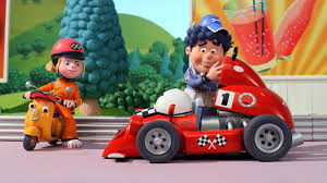 picture roary racing car