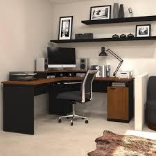 Bestar Desk Bestar Hampton Corner Workstation Desk Free Shipping Today With